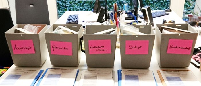 Wahlurnen SoSe 2017 Sandgasse