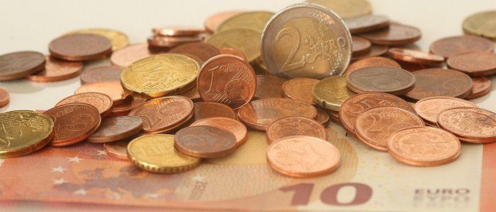 Euros und Cents
